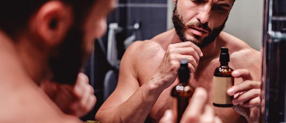 Produit de barbe