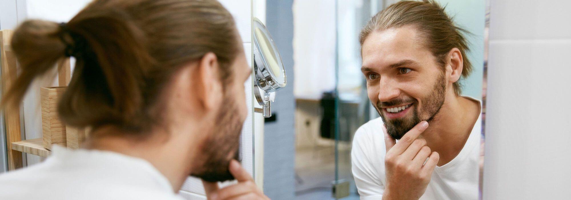 fier d'être barbu