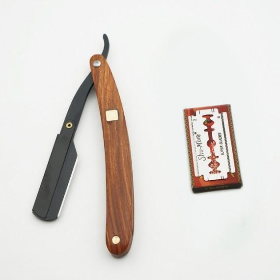 coupe-chou à manche en bois