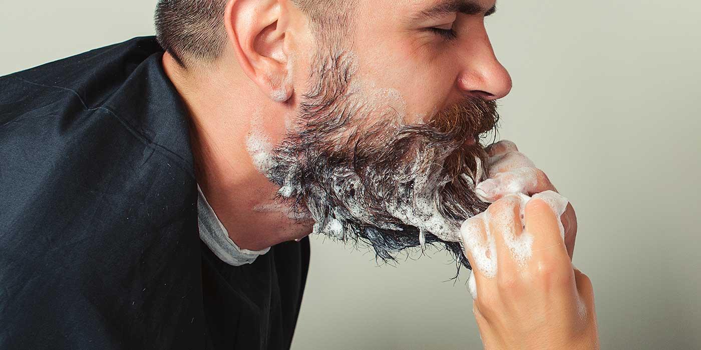 nettoyage barbe