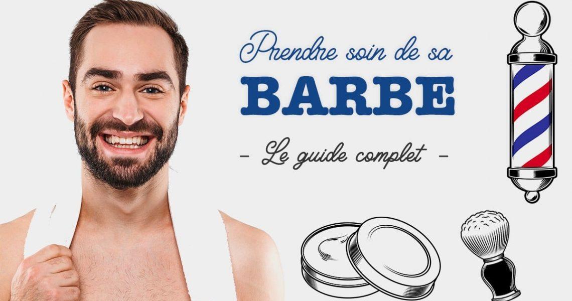 guide de soin barbe